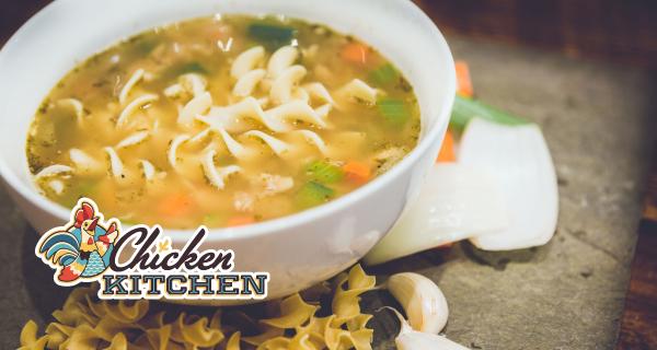 Chicken Kitchen Chicken Noodle Soup